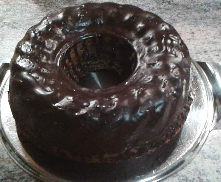 Rezept Rotweinkuchen von Kruemelchen - Rezept der Kategorie Backen süß
