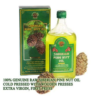 Ulcer Treatment Pine Nut Oil  NATURAL CHOICE FOR ULCER TREATMENT: SIBERIAN PINE NUT OIL
