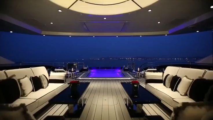 €69.000.000 Okto Yacht by ISA Yacht Italy