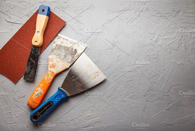 building tools by Irrin0215 on @creativemarket