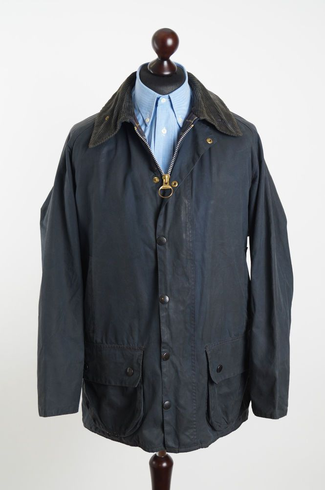 Barbour Beaufort Bleu