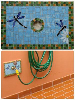 Estúdio Joe & Romio mosaicos: arquitetura