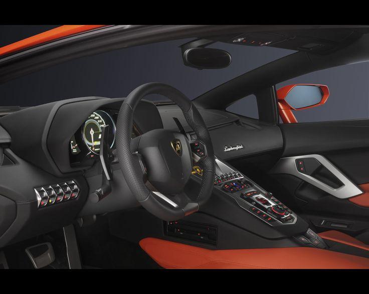 13 High Resolution Wallpapers Of 2011 Lamborghini Aventador LP And