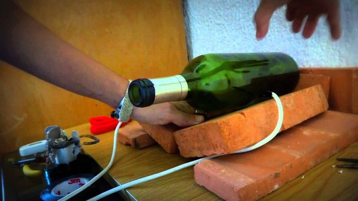 cortador de botella casero