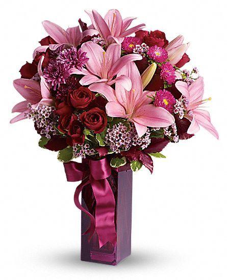 Telefloras Fall In Love Flowers Telefloras Fall In Love