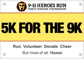 9/11 Hero's Run. 9/8/12 Westerville, Ohio. Benefits victims of 9/11....Can't wait to run for such a wonderful cause.