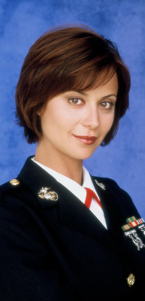 #Catherine #Bell | JAG | Pinterest | Canon, Friends and Mac