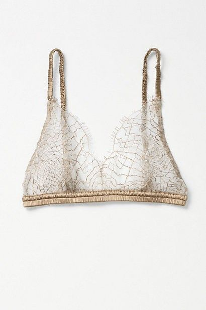 Beautiful lingerie by La Fée Verte