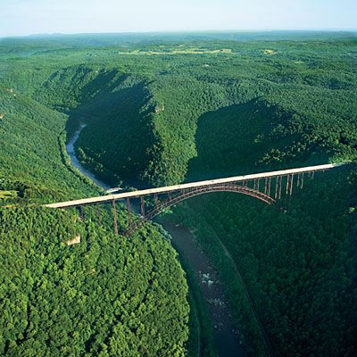 Best Drive in West Virginia - Best Southern Travel Destinations - Southern Living