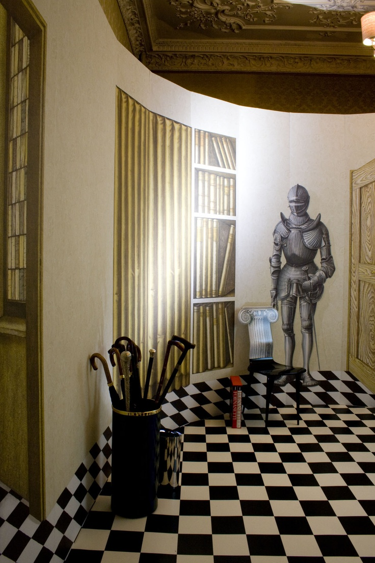 Best Cole Son Fornasetti II Images On Pinterest Cole And - Piero fornasetti wallpaper designs
