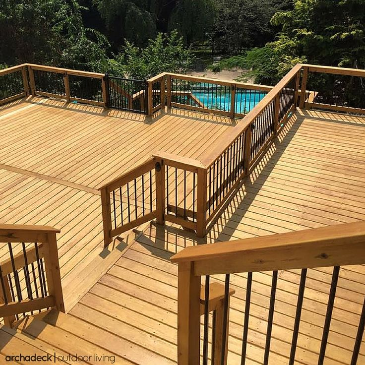 Backyard Steps Ideas: 84 Best Images About Elevated And Raised Deck Ideas On