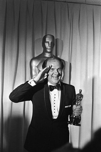 Karl Malden, best supporting actor for A Street Car Named Desire, 1951