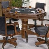 Found it at Wayfair - Classic Cherry Game Table