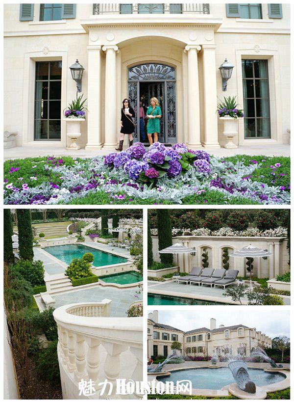 McDugald Steele Landscape Architects, Houston TX 2013 Azalea Trail, Private  Residence