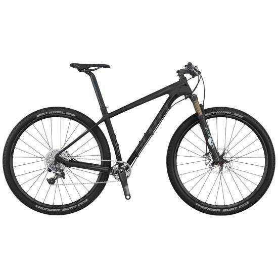 Bike Scale 900 SL The SCOTT Scale 900 SL's HMX Carbon