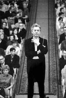 Herbert von Karajan, 1969. AKG704719 © akg-images / RIA Nowosti