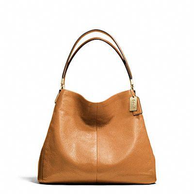 Madison Phoebe Shoulder Bag - Coach