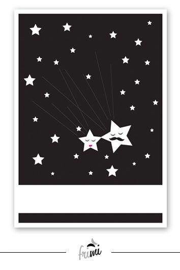 shooting stars, love,starry night, sky, star/ spadające gwiazdy, miłosć, gwieździsta noc, niebo, gwiazda
