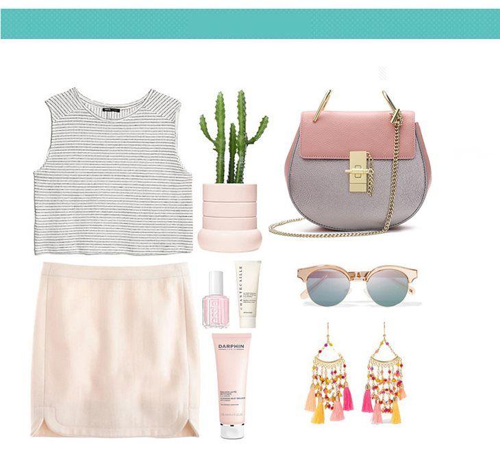 Hit! Półokrągła torebka z uchwytem. #jakatorebka #torebka #moda #outfit #summer #bags #pink