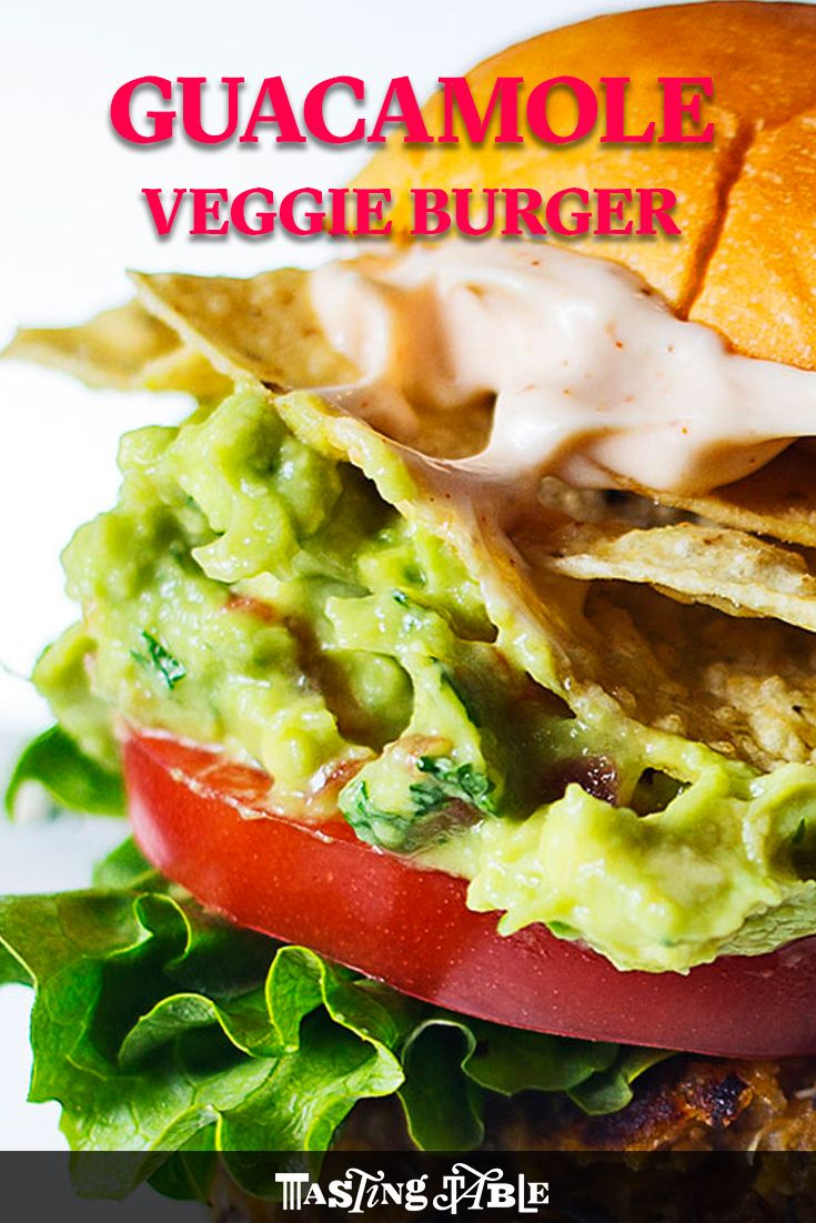 By Chloe's vegan guacamole burger still has the fast-food vibe you're craving.