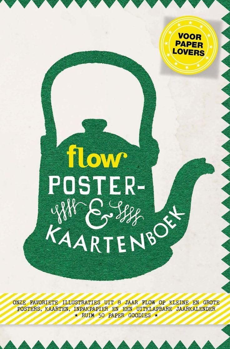 Flow 2016 - Poster & Kaartenboek.