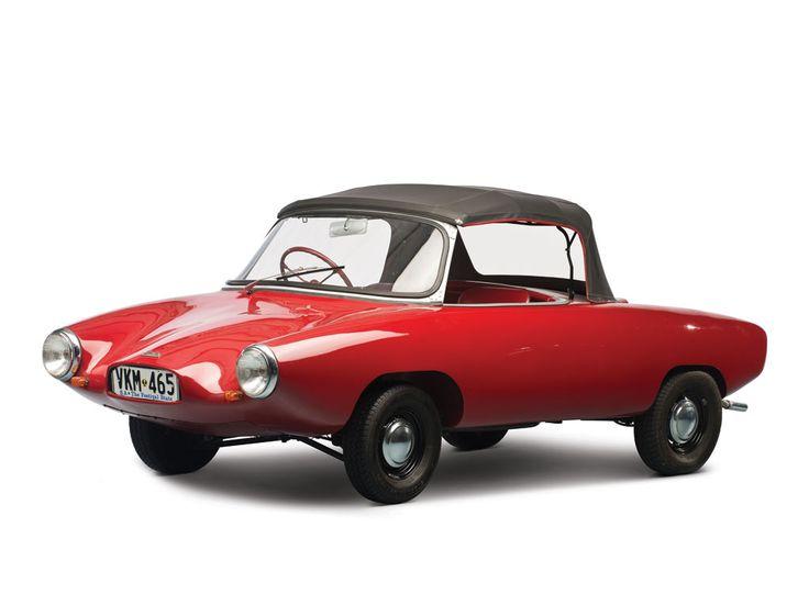 1964 Lightburn Zeta Sports                                                                                                                                                                   Estimate:$35,000-$45,000 US