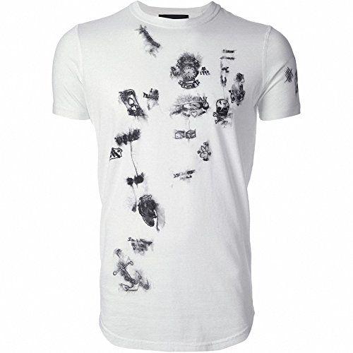 (ディースクエアード) DSQUARED2 S74GC0938 S20694 100 プリント Tシャツ 半袖 ホワイト (並行輸入品) RICHJUNE (XS) DSQUARED2(ディースクエアード) http://www.amazon.co.jp/dp/B011Z5HRDG/ref=cm_sw_r_pi_dp_MRCpwb12RJAG7