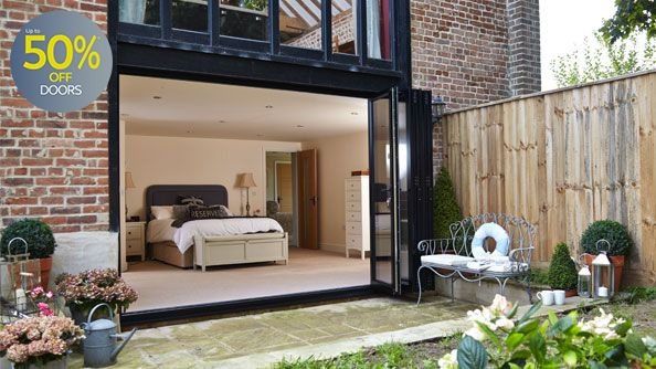 1000 Ideas About Bi Fold Doors On Pinterest Extension