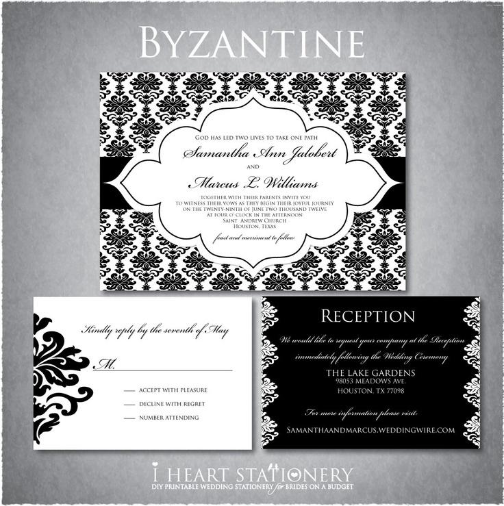 43 best wedding invitations images on pinterest invites free