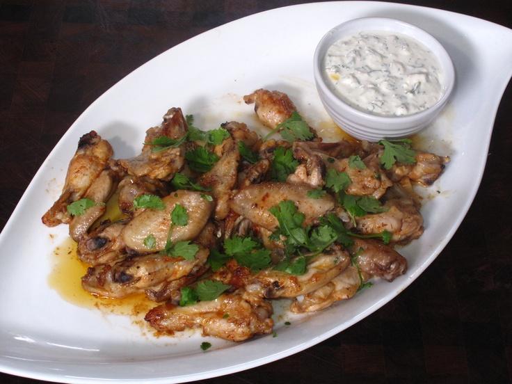 best chicken wing recipe in the world