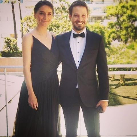 Barbu Balasoiu, Director of Photography at Sieranevada, attending the #cannes2016 opening ceremony wearing an Tudor Personal Tailor #tuxedo  #cannes2016 #sieranevada #tudortailor