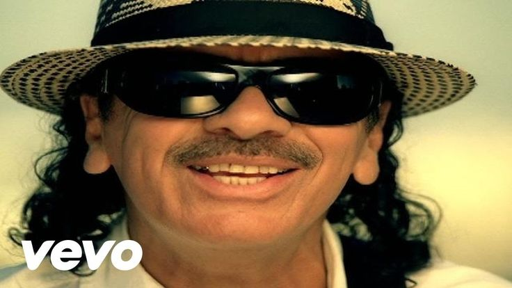 Santana - Into The Night ft. Chad Kroeger .... Now this how you play Guitar. ... Let her Rip