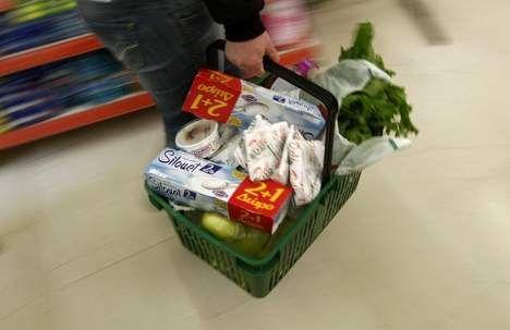 """Griekenland krijgt """"winkelrekken voor armen"""" -"""