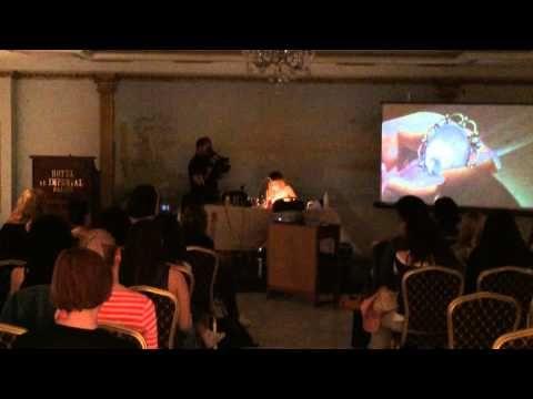 Nails Creation Seminars at a.d. Imperial Palace Hotel Thessaloniki