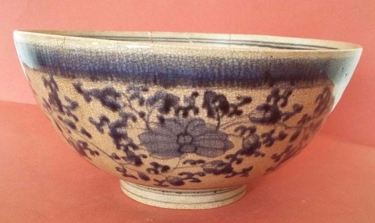 Bol de Palais Chine Dynastie Qing Antique Chinese Palace Bowl Qing