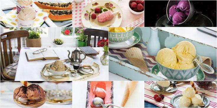 Helados artesanales caseros. Trucos y Consejos - La Cocina de Frabisa La Cocina de Frabisa