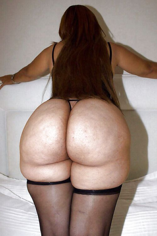 Spank big butts