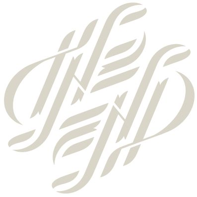 The End Ambigram * http://theend.com.mx