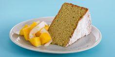 Green Tea Genoise Sponge Cake
