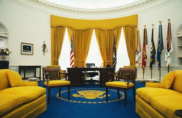 President Richard Nixon Oval Office Rug Nazmiyal Antique Rugs