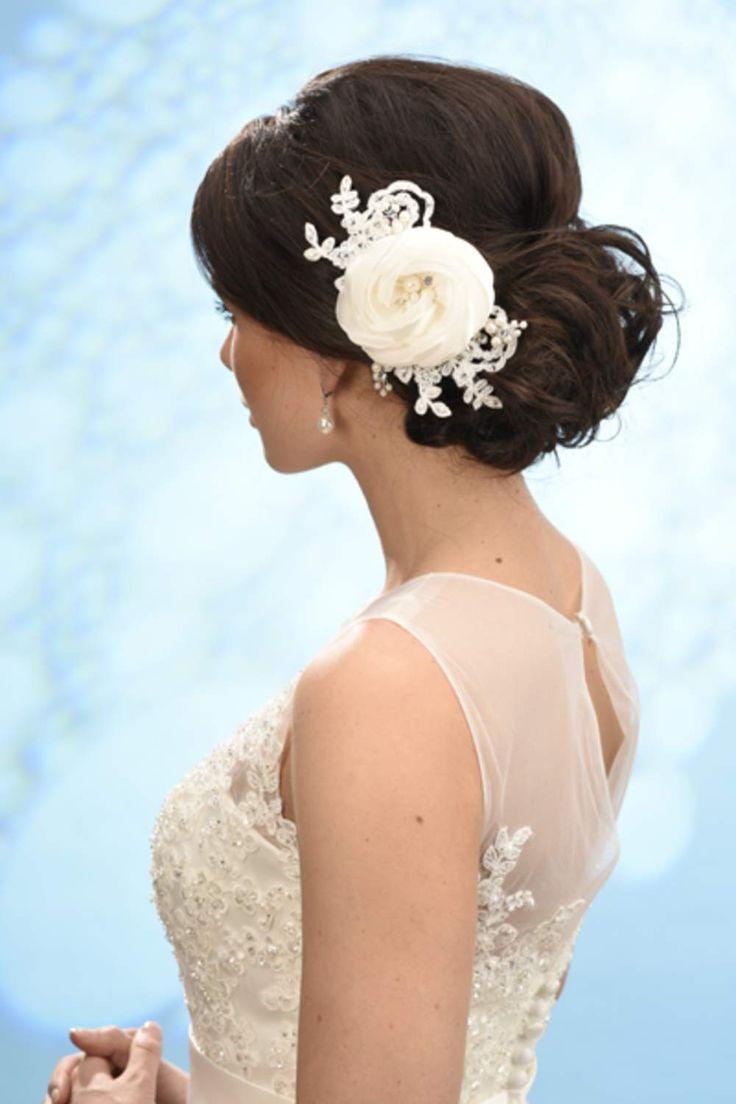 Bruidskapsel, Haaraccessoires, Bruid, Tiara, Diadeem, Bruidssieraden, Swarovski, Wedding hair, Bandana, Haarband, Haarjuweel, Haarsieraad, online webshop, www.sayyestothedress.nl,