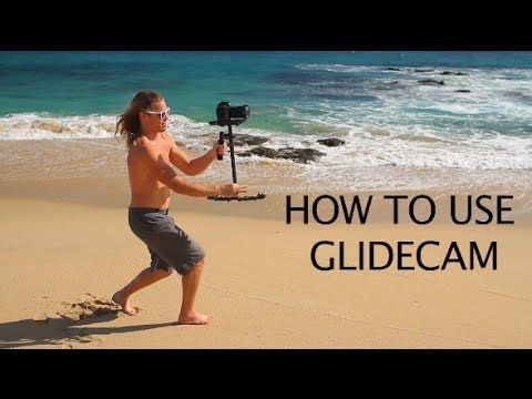 Canon DSLR Tip #2 - How to use GlideCam - YouTube