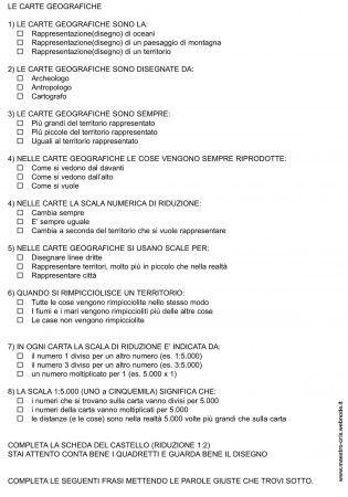 VERIFICA ORIENTAMENTO E CARTINE PAG 2