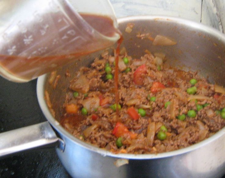 The Mince That Made The Butcher Wince Recipes — Dishmaps
