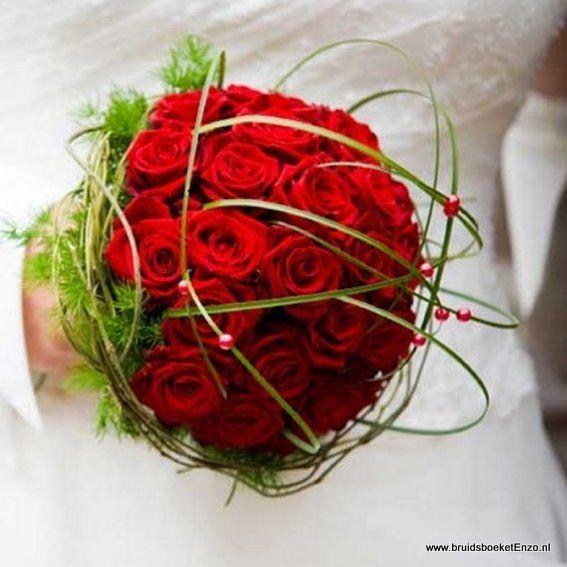 Traditioneel-rode rozen