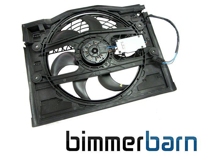 3 series e46      ac condenser thermo fan