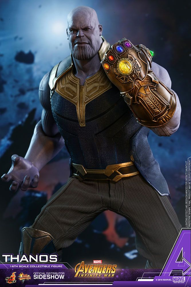 Thanos Demands You Add This Infinity War Hot Toys Release To Your