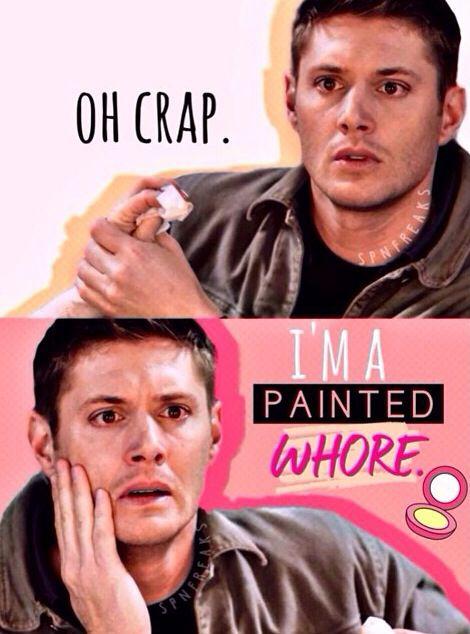 73 best Dean Winchester images on Pinterest   Supernatural, Ha ha ...