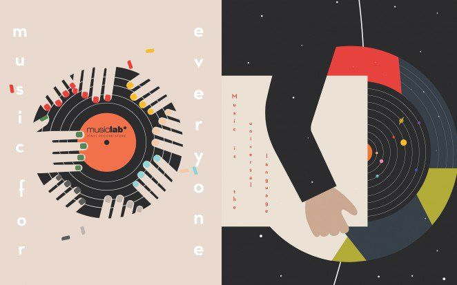 Keep an eye on the 9 graphic design trends for 2016 | OSMWeasel News
