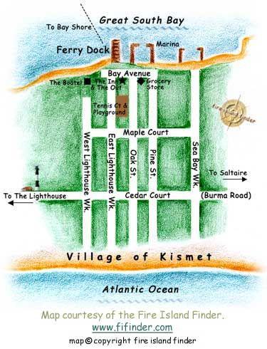 Kismet, Fire Island | Favorite Places & Spaces | Pinterest ...